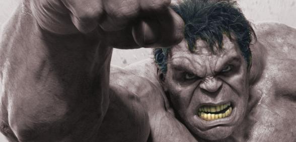 Vengadores: La era de Ultrón Hulk Gris