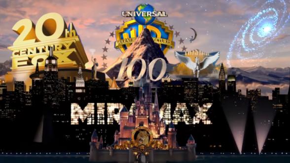 Warner Fox Universal intro