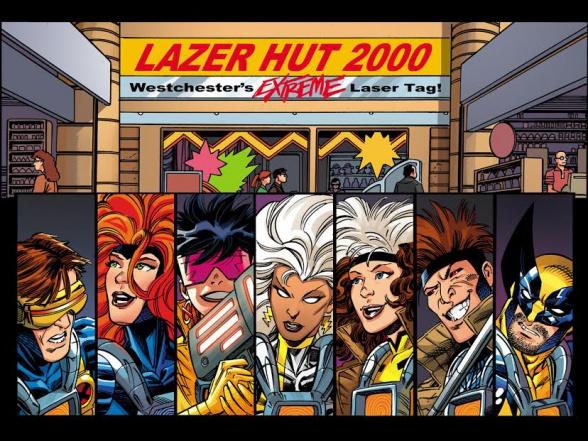 X-Men 92 Infinity Comics previa 01
