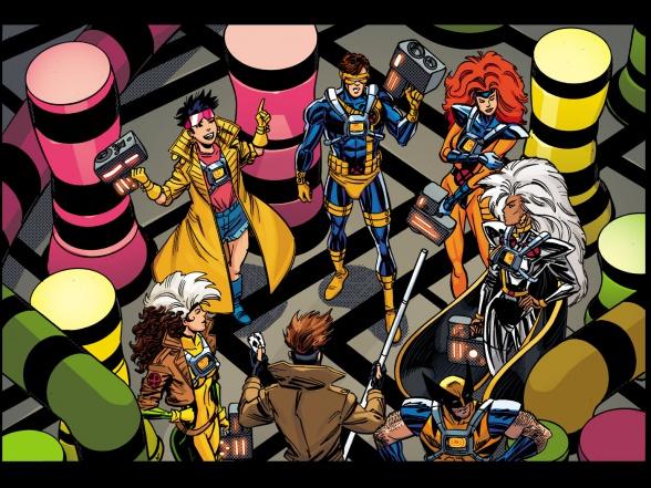 X-Men 92 Infinity Comics previa 02