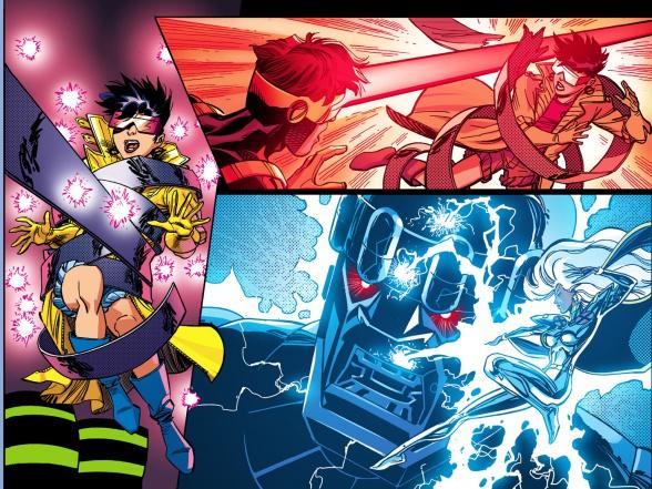 X-Men 92 Infinity Comics previa 04