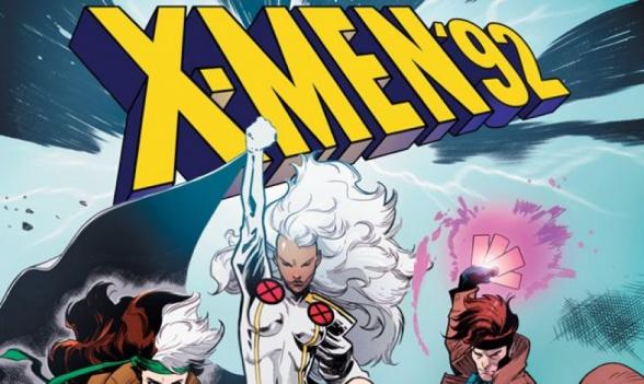 X-Men 92 Infinity Comics previa principal