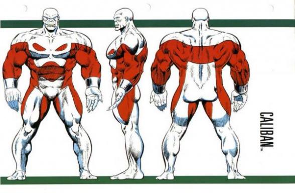 X-Men: Apocalipsis foto confirma a Caliban despues