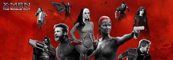 X-Men: Days of Future Past Rogue Cut Portada 03