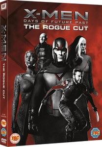 X-Men: Days of Future Past Rogue Cut Portada 04