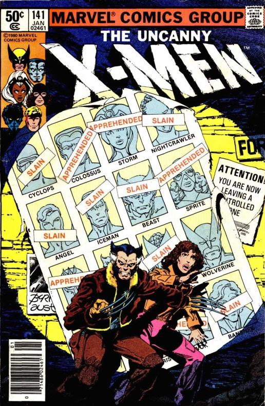 X Men Vol 1 141