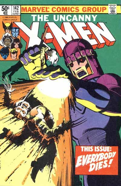 X Men Vol 1 142