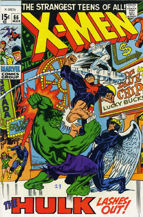 X Men Vol 1 66