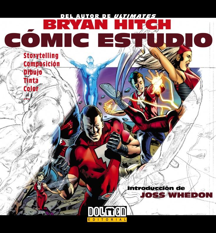 Bryan Hitch: Cómic estudio