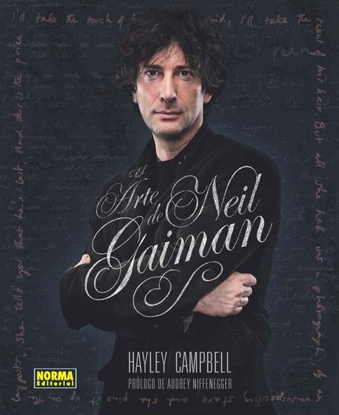 'El arte de Neil Gaiman' de Hayley Campbell