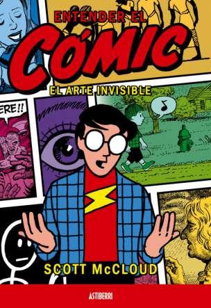 entender el comic scott mccloud