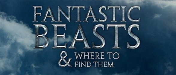 Fantastic beasts - fan logo