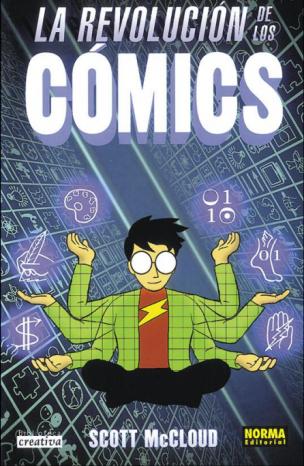 la revolucion de los comics scott mccloud
