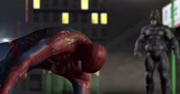 Marvel VS DC: Ultimate Crossover