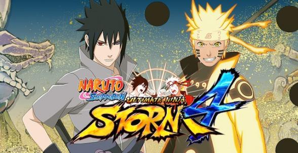 naruto shippuden ninja storm 4 1