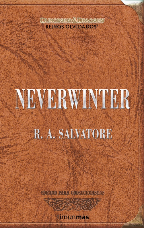 portada_coleccionista-neverwinter_r-a-salvatore