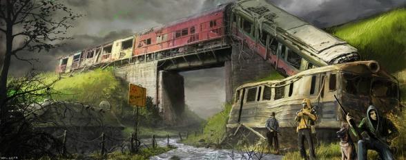 Arte inspirado en 'Stalker. Pícnic extraterrestre', de 5ofnovember en Deviantart