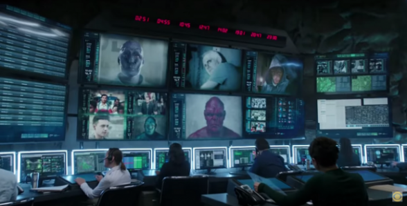 Supergirl - villanos en pantallas