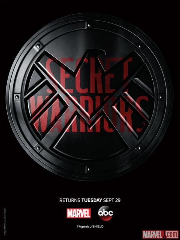 Agentes de S.H.I.E.L.D. Guerreros Secretos completa