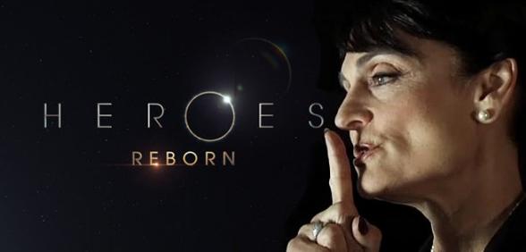 Angela Petrelli Heroes Reborn