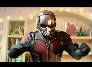 Ant-Man tras las cámaras