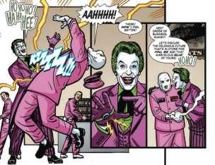 El Joker y sus bromas