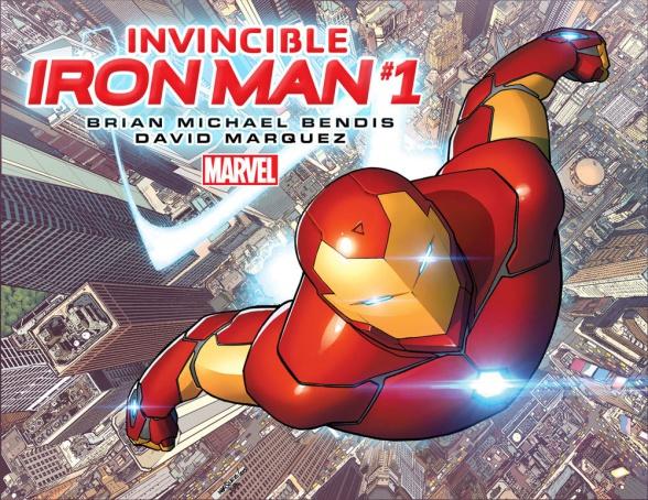 Bendis Marquez Invincible Iron Man