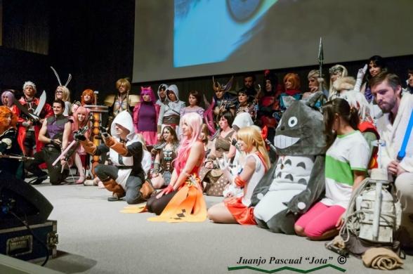 CONCURSO COSPLAY Metrópoli Comic Con