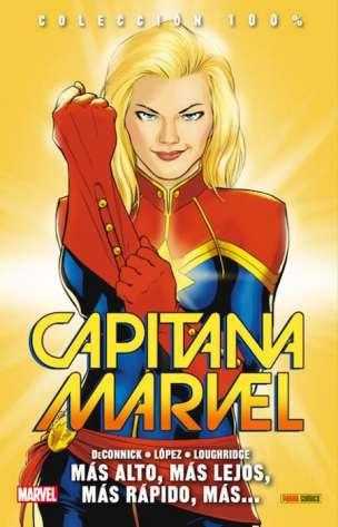 Capitana Marvel 3 Panini