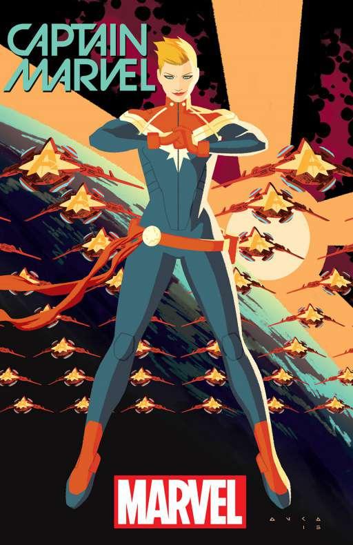 Capitana Marvel nuevo