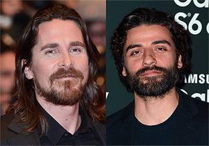 Christian Bale Oscar Isaac