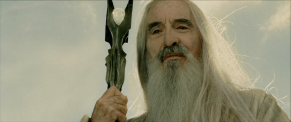 Christopher Lee - Saruman
