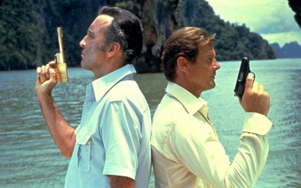 Christopher Lee - Scaramanga