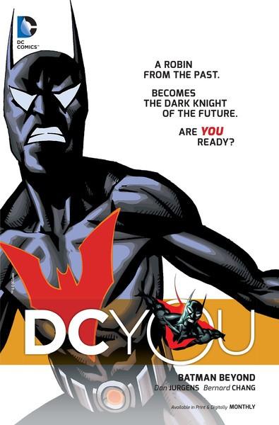 DC You Batman Beyond