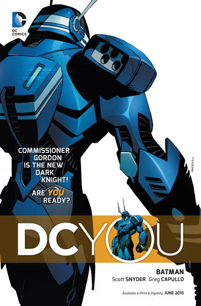 DC You Batman