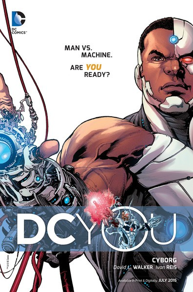 DC You Cyborg