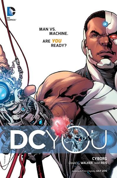 DC You Cyborg
