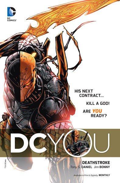 DC You Deathstroke