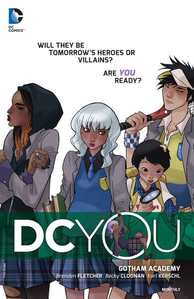 DC You Gotham Academy