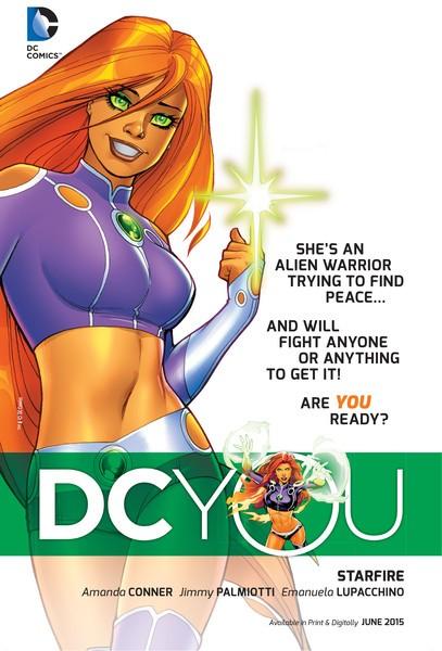 DC You Starfire