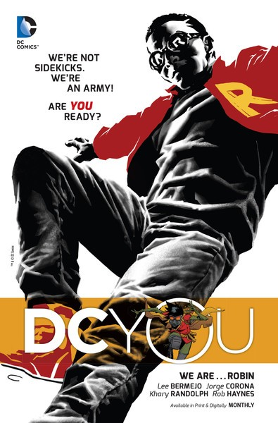 DC You We Are... Robin