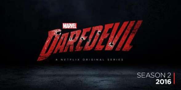 Daredevil - Logo temporada 2