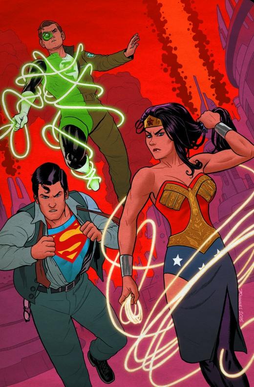 Superman/Wonder Woman 21