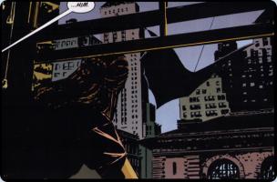 La sombra del murciélago