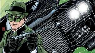El aguijón de Green Hornet