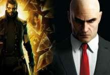 Hitman - Deus Ex