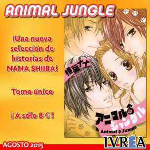 Ivrea Animal Jungle OK