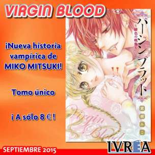 Ivrea Virgin Blood OK