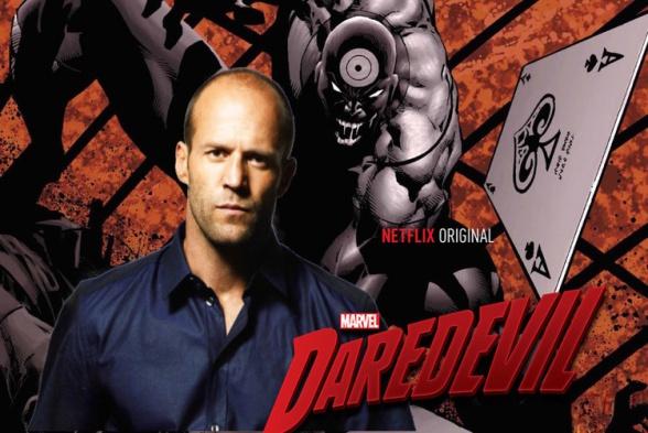 Jason Statham - Bullseye