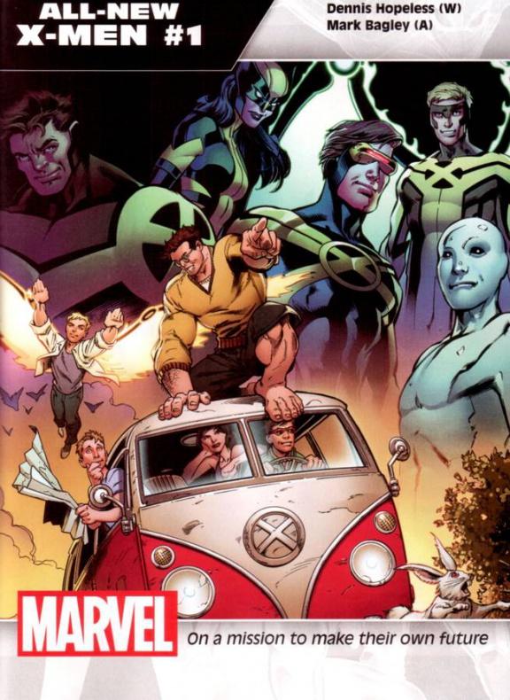 Marvel All New X-Men